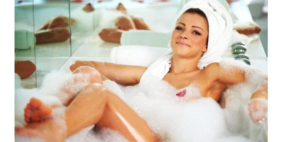 Полезные свойства ванны