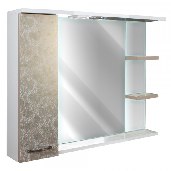 Oglinda pentru baie 85 H Antik 619