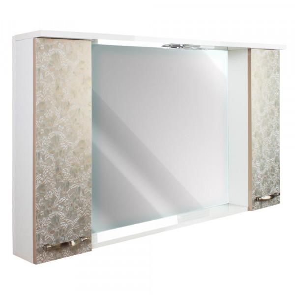 Зеркало для ванной 120 антик +619