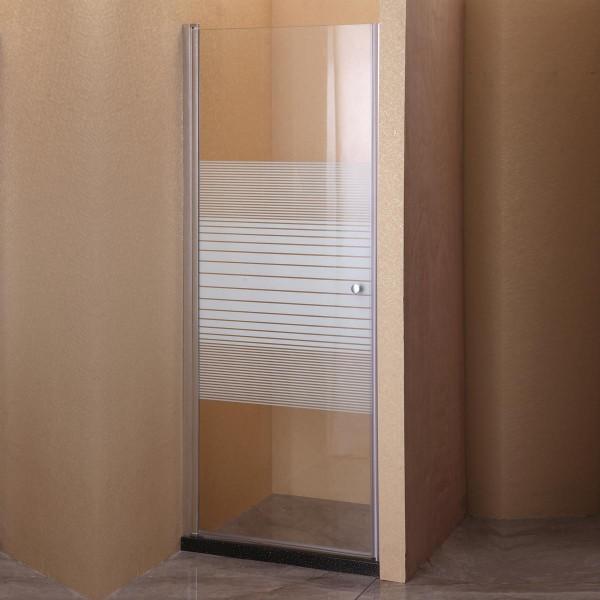 Дверь для Душа стеклянная 90см