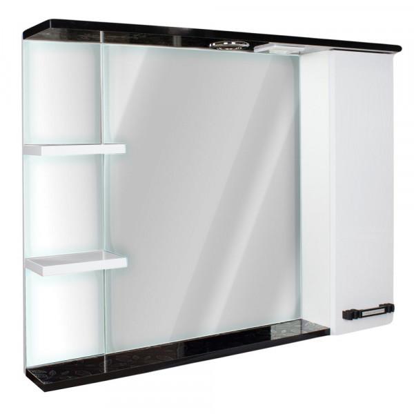 Oglinda pentru baie 80 3D White +575