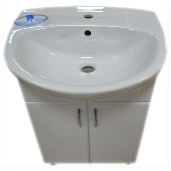 Mobila pentru baie AKVA 55 2DG