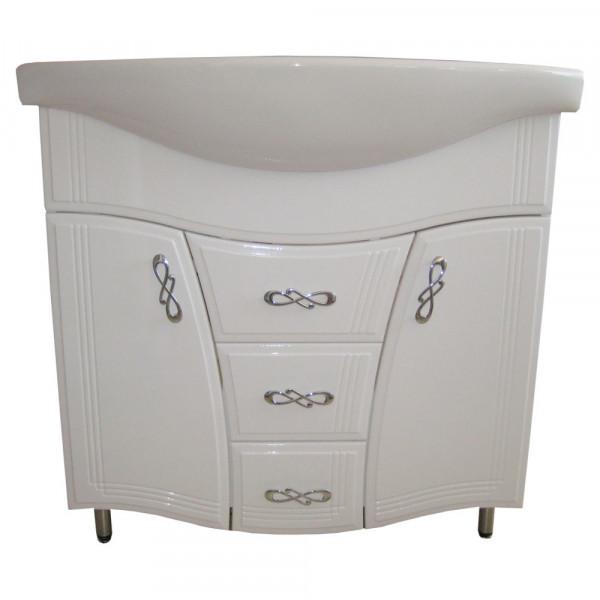 Мебель для ванной ИЗЕО 85-№2G пленка
