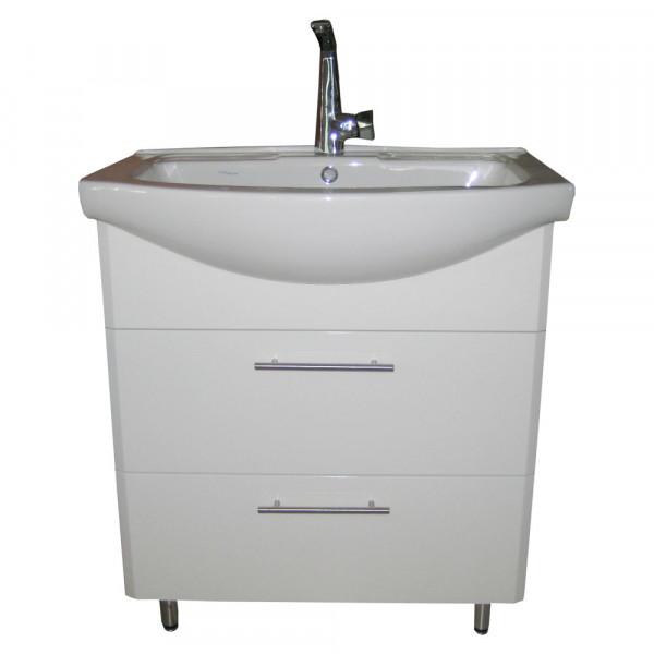 Мебель для ванной F-ИЗЕО 75 крашенная