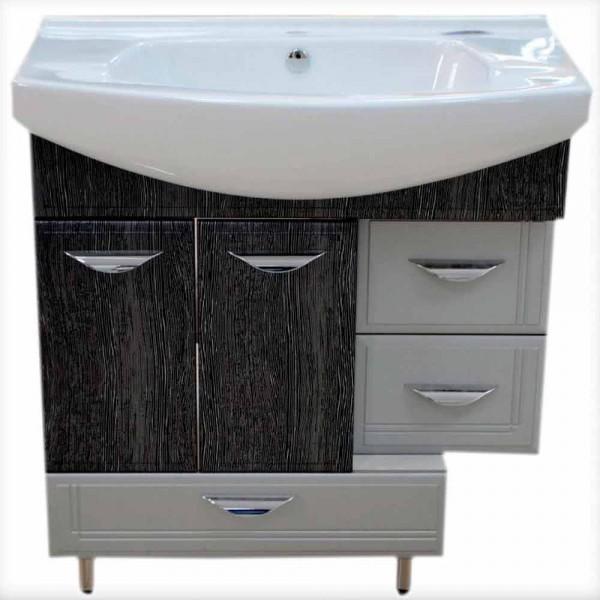 Мебель для ванной серия TV186 модель тумбочки D